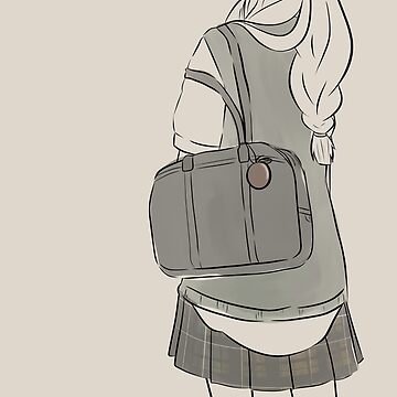 SCHOOL GIRL. by RachL