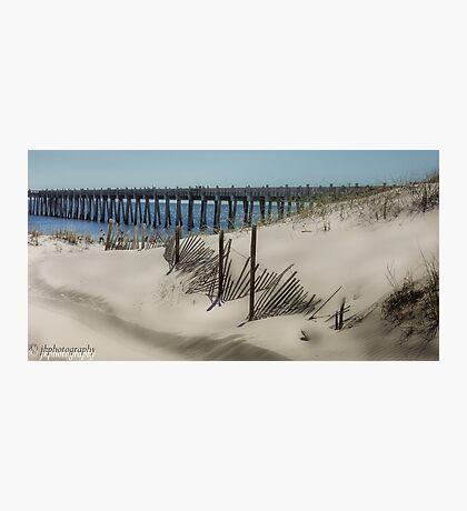Among the Dunes  Photographic Print