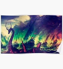 BlackWater Wildfire  Poster