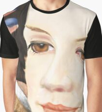 Amy Pond and the 11th Doctor Graphic T-Shirt