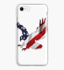 Eagle Flag v.2 iPhone Case/Skin
