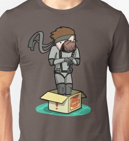 He thinks he's hiding... T-Shirt