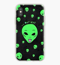 We Out Here iPhone Case