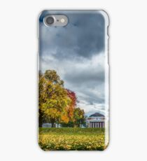 October at The University of Virginia iPhone Case/Skin