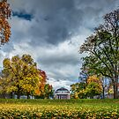 October at The University of Virginia by vivsworld