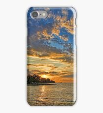 Sun Going Down iPhone Case/Skin