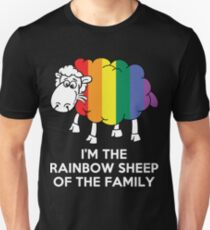 I'm The Rainbow Sheep Of The Family T-Shirt