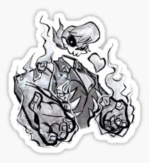 Vengeful Ghost Sticker
