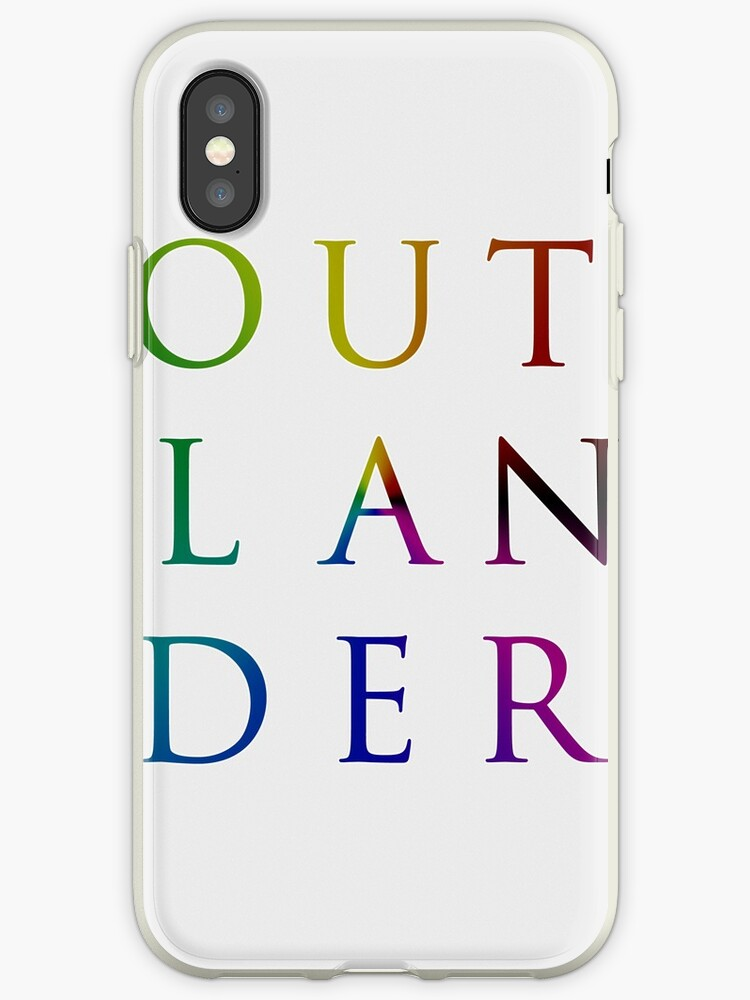 Colorful Outlander by sireesanwar