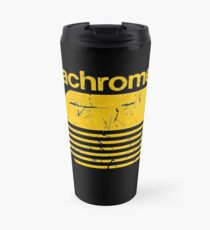 Vintage Photography: Kodak Kodachrome - Yellow Travel Mug