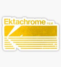 Vintage Photography: Kodak Ektachrome - Yellow Sticker
