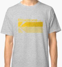 Vintage Photography: Kodak Ektachrome - Yellow Classic T-Shirt