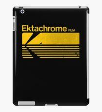 Vintage Photography: Kodak Ektachrome - Yellow iPad Case/Skin