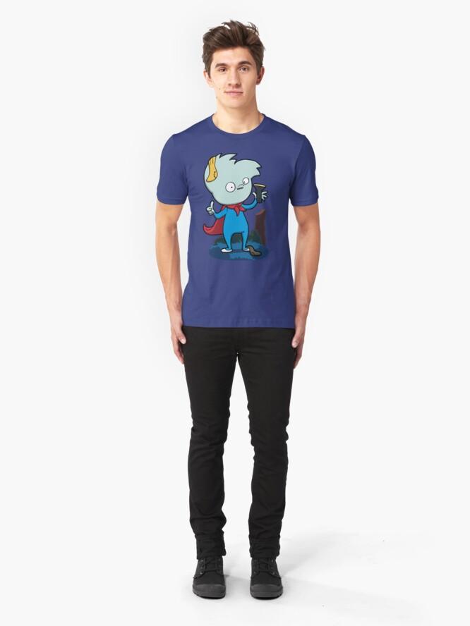 Alternate view of Pajammers Sam! Slim Fit T-Shirt