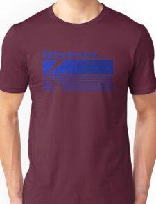 Vintage Photography: Kodak Ektachrome - Blue Unisex T-Shirt