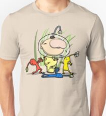 Meeting Intelligent Life Form Unisex T-Shirt