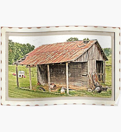 """""""Junior's Clubhouse """"... prints and products Poster"""