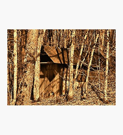 """""""Negatory Good Buddy, Bilbo doesn't Live Here""""... prints and products Photographic Print"""