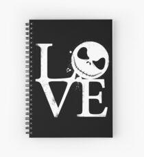 Nightmare Love Spiral Notebook