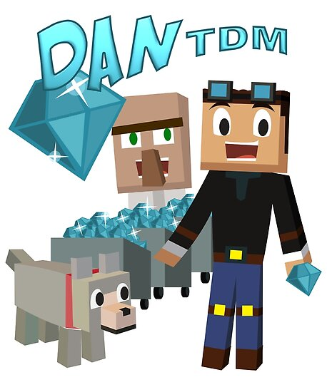 how to cut videos on iphone quot dantdm the minecart minecraft youtuber quot posters 9324