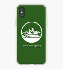 Travel Patagonia iPhone Case