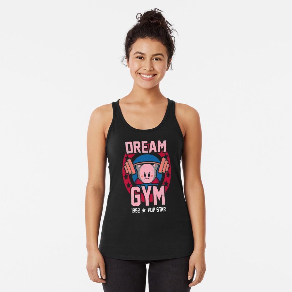 Dream Gym Racerback Tank Top