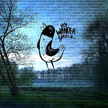 The Wonder Years Lyrics by Poj4y