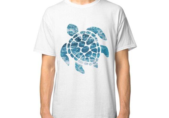 Ocean Sea Turtle Classic T-Shirt