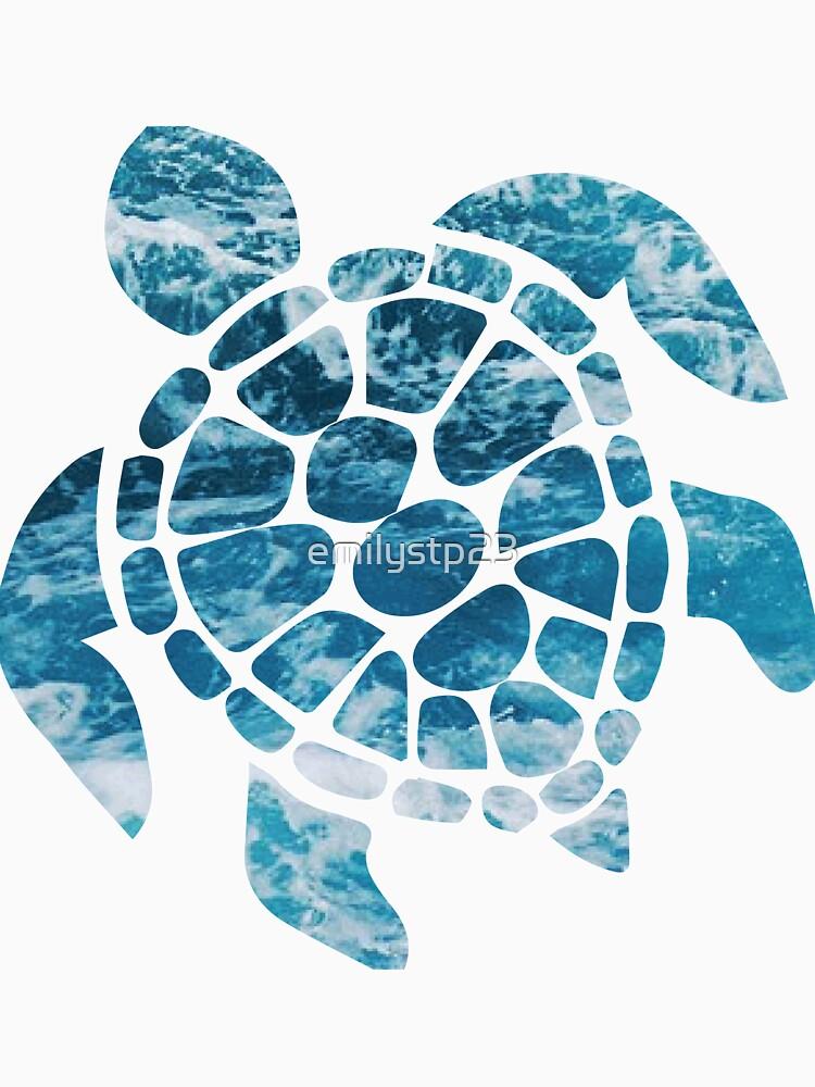 Tortuga marina del mar de emilystp23