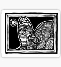 Lamassu Sticker