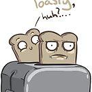 Toasty! by Panda-Siege
