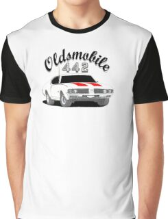 OLDSMOBILE 442 Graphic T-Shirt