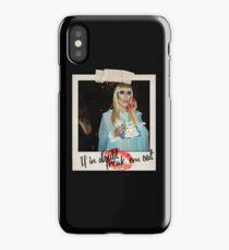 Sharon Needles - Freak 'Em Out! iPhone Case