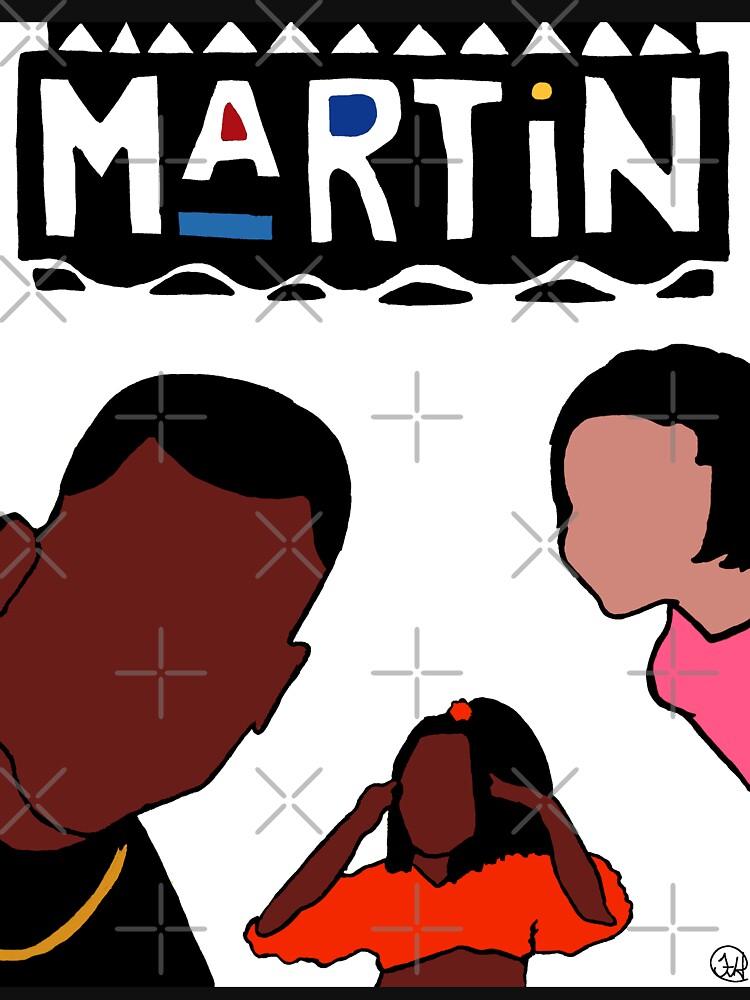 Martin (weiß) von FHoliday
