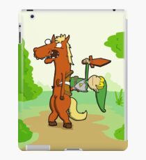 Inbred Epona. iPad Case/Skin
