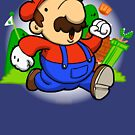 Classic Plumber! by Aniforce