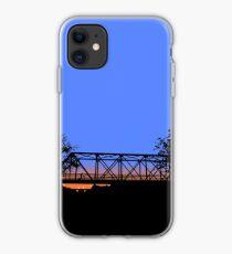 One Tree Hill Bridge iPhone Case