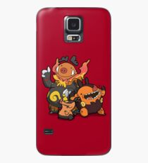 Number 498, 499 & 500! Case/Skin for Samsung Galaxy