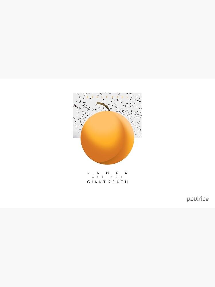 James & The Giant Peach  by paulrice