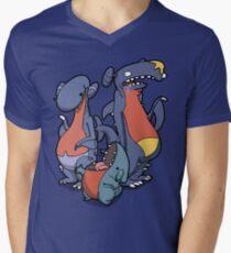 Torpedo Sharks! Men's V-Neck T-Shirt