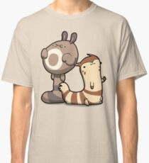 Furry Ferrets Classic T-Shirt