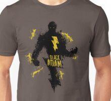 Black Adam Splatter Art Unisex T-Shirt