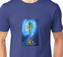 Om Gnomie In Outer Space Unisex T-Shirt