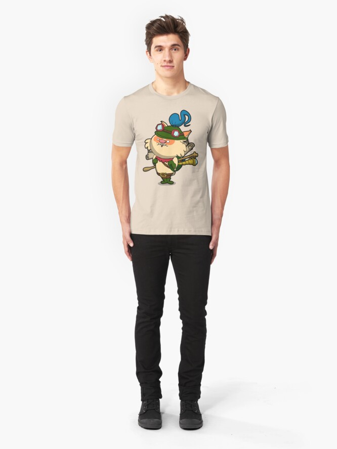 Alternate view of I'll scout ahead! :) Slim Fit T-Shirt
