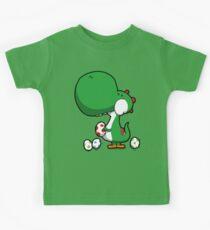 Egg Chuckin' Dinosaur Kids Tee