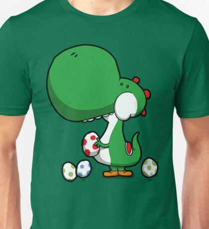 Egg Chuckin' Dinosaur T-Shirt