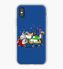 I see 'em up ahead. Let's rock 'n' roll! iPhone Case