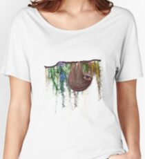 That Sloth Women's Relaxed Fit T-Shirt