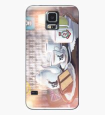221Tea Case/Skin for Samsung Galaxy