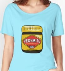 Vegemite- Australia Women's Relaxed Fit T-Shirt